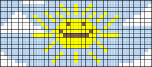 Alpha pattern #41740