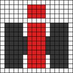 Alpha pattern #41752
