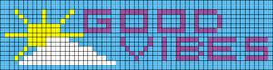 Alpha pattern #41753
