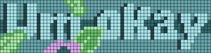 Alpha pattern #41774