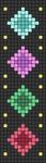 Alpha pattern #41787