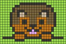 Alpha pattern #41797