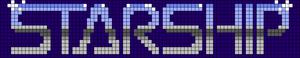 Alpha pattern #41823