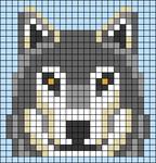 Alpha pattern #41825