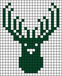 Alpha pattern #41828