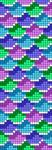 Alpha pattern #41836