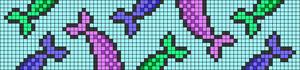 Alpha pattern #41837