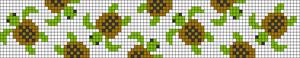 Alpha pattern #41840