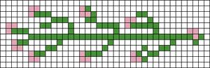Alpha pattern #41845