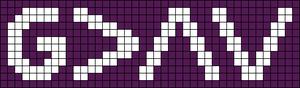 Alpha pattern #41855