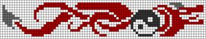 Alpha pattern #41856