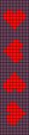 Alpha pattern #41872