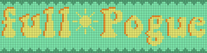 Alpha pattern #41876