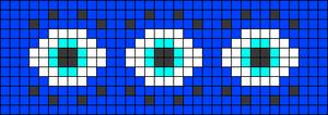 Alpha pattern #41879
