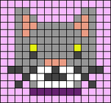 Alpha pattern #41883