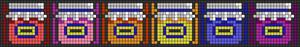 Alpha pattern #41893