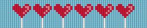 Alpha pattern #41909