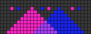 Alpha pattern #41946
