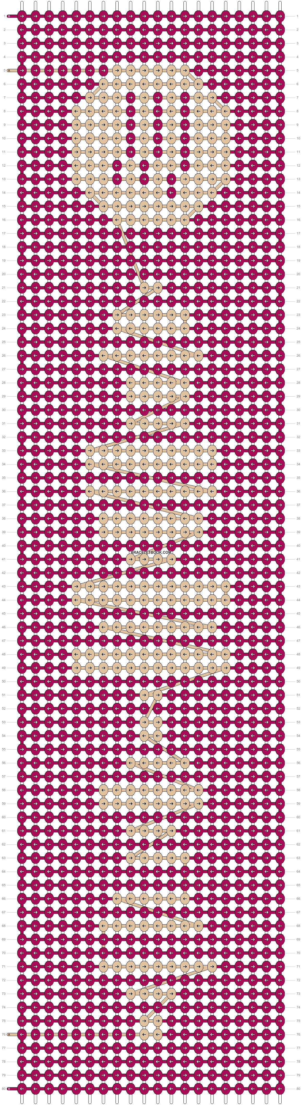 Alpha pattern #41959 pattern