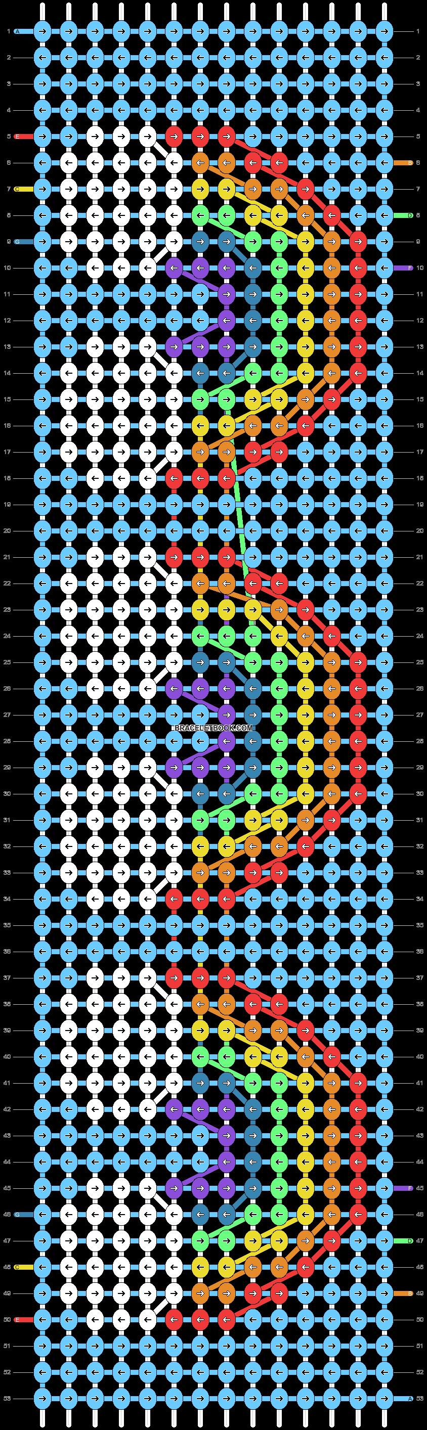 Alpha pattern #41971 pattern