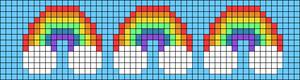 Alpha pattern #41971