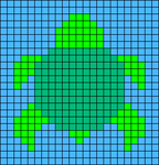 Alpha pattern #41974