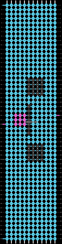 Alpha pattern #41977 pattern
