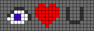 Alpha pattern #41994