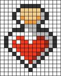 Alpha pattern #42005