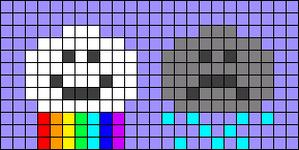 Alpha pattern #42014