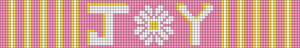 Alpha pattern #42015