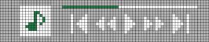 Alpha pattern #42016