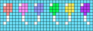Alpha pattern #42020