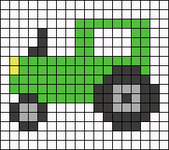 Alpha pattern #42021