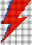 Alpha pattern #42023