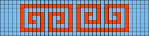 Alpha pattern #42026