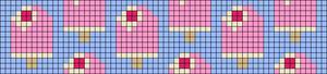 Alpha pattern #42027