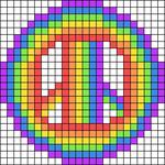 Alpha pattern #42035