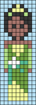 Alpha pattern #42037
