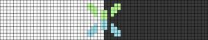 Alpha pattern #42038