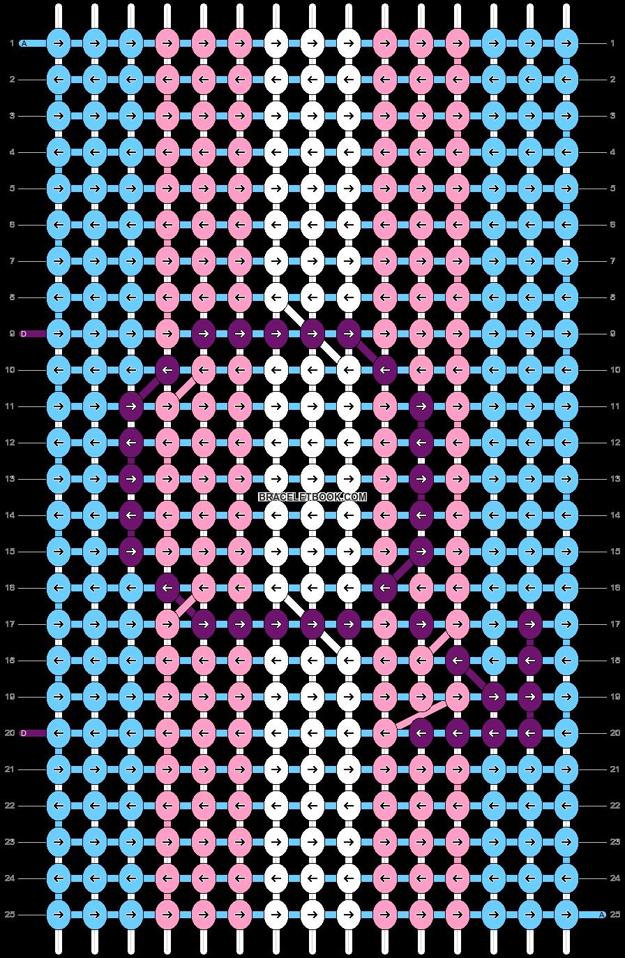 Alpha pattern #42049 pattern