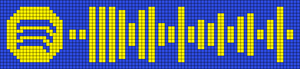 Alpha pattern #42051
