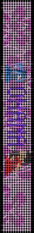 Alpha pattern #42059 pattern