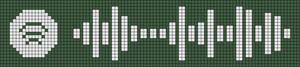 Alpha pattern #42066