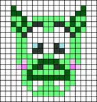 Alpha pattern #42067