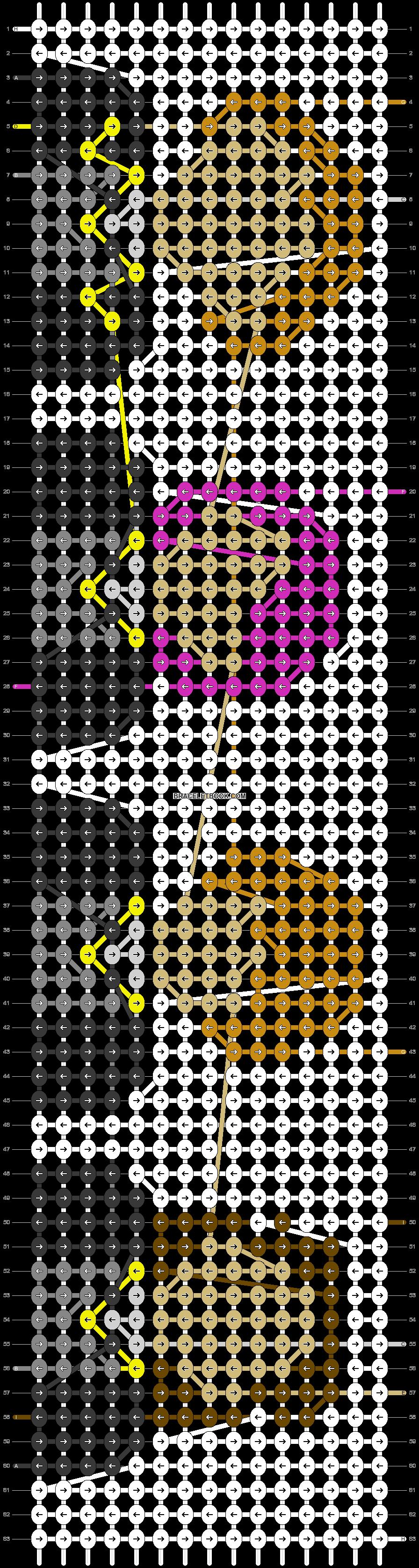 Alpha pattern #42071 pattern