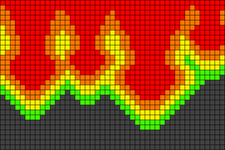 Alpha pattern #42078