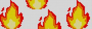 Alpha pattern #42085