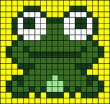 Alpha pattern #42093