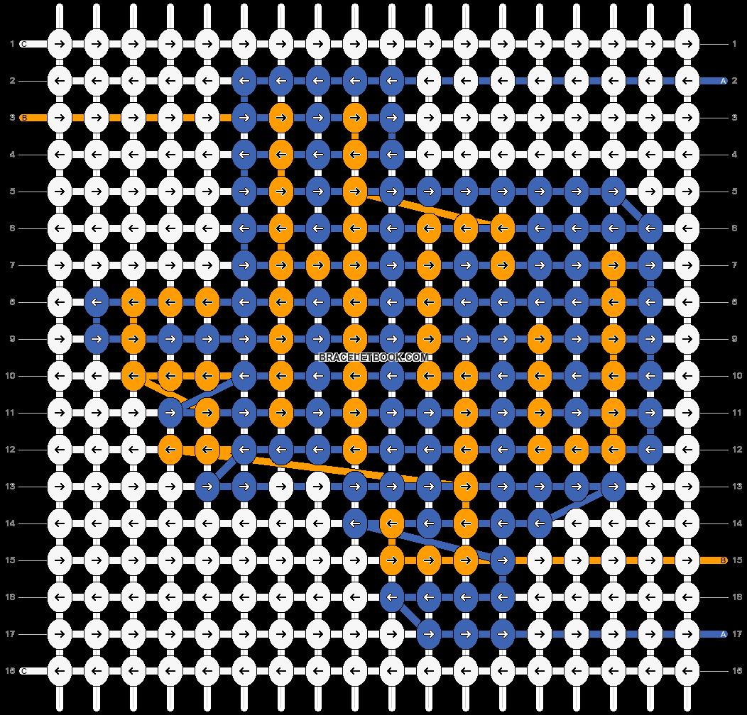 Alpha pattern #42094 pattern